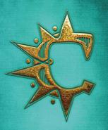 Turquoise Conqueror symbol