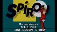 Générique du dessin animé Spirou et Fantasio