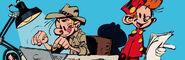Ordre chronologique des aventures de Spirou et Fantasio