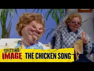 The_Chicken_Song_(1986)_-_Spitting_Image
