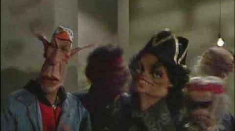 Michael Jackson-- Mad