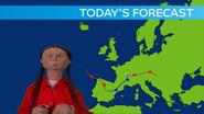 Weather with Greta Thunberg