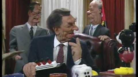 Spitting Image - Reagan comes up with New Names