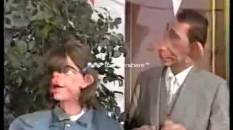 Prince charles 40th birthday, spitting image
