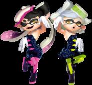 Callie and Marie ( Calimari)