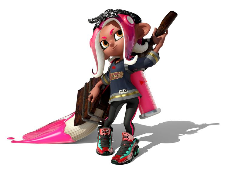 Octoling (Playable)