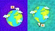 Splatfest North Pole vs South Pole