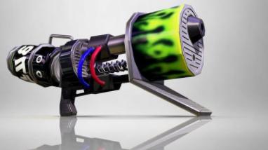 Grim Range Blaster