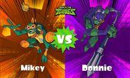 TMNT2-Splatfest Mikey-vs-Donnie
