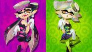 Splatfest Callie vs Marie