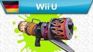 Splatoon - Waffenanalyse Blaster (Wii U)