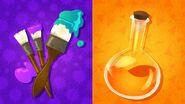 Splatfest Art vs Science