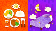 Splatfest Eating vs. Sleeping