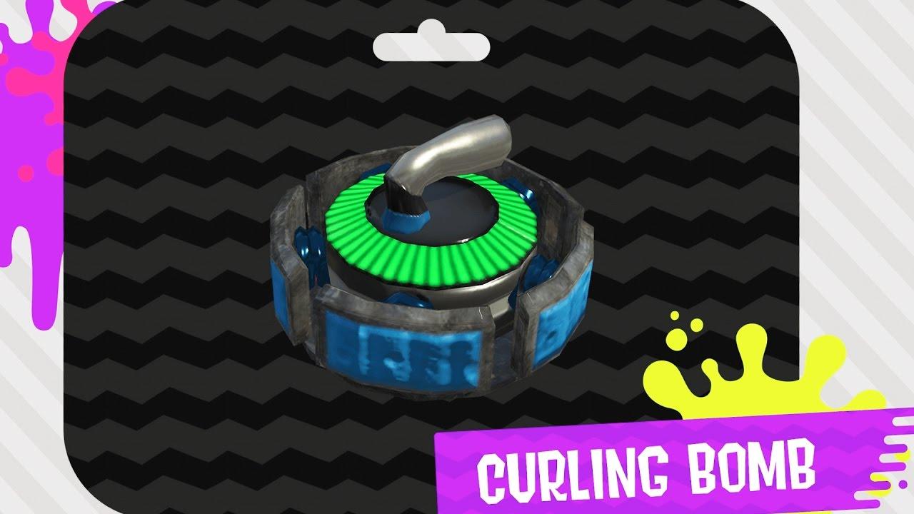 Curling Bomb
