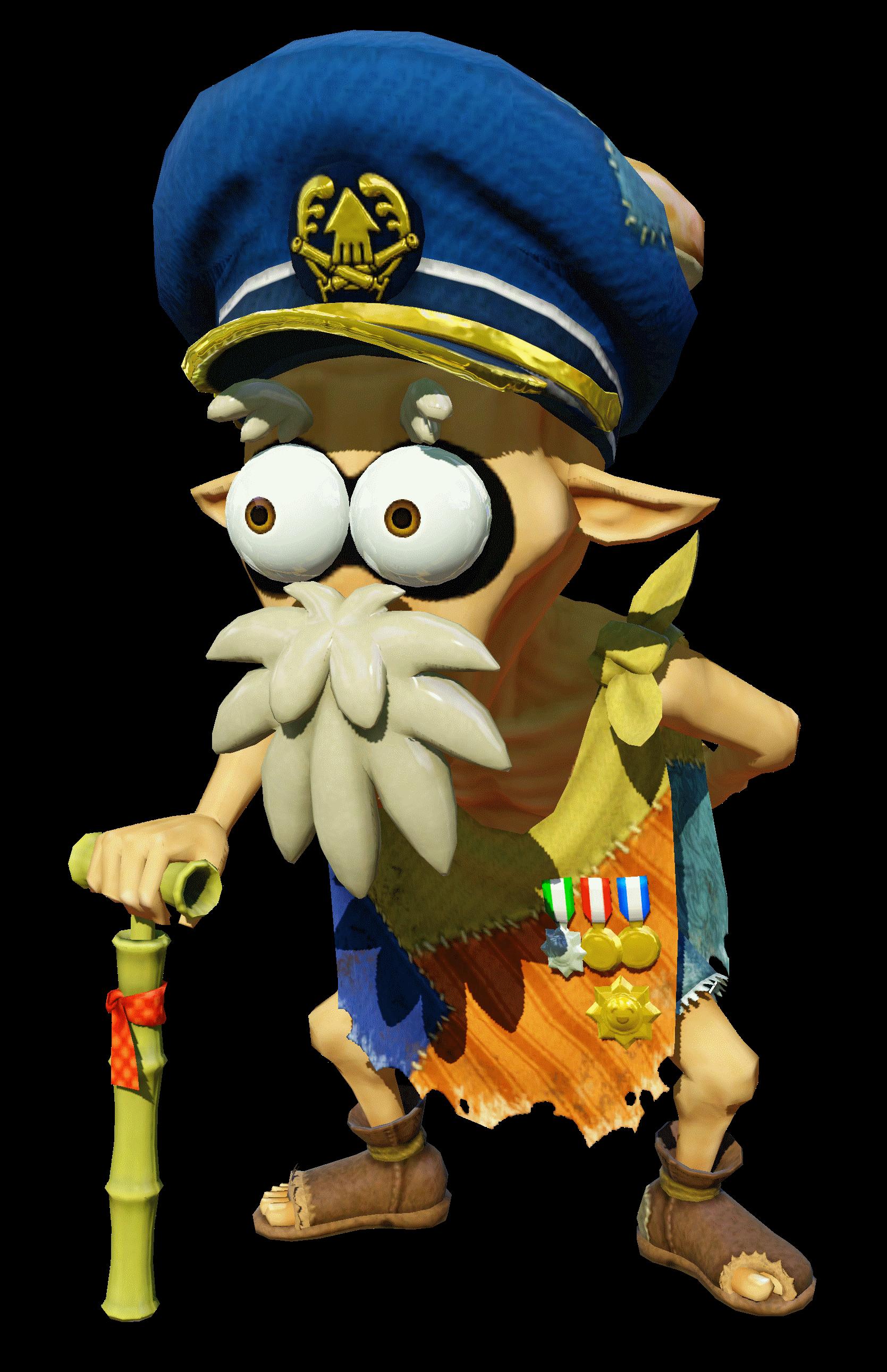 Cap'n Craig Cuttlefish