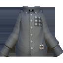 Gray Mixed Shirt