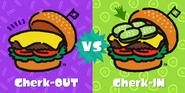 Gherk-OUT vs Gherk-IN
