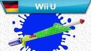 Splatoon - Waffenanalyse Klecks-Konzentrator (Wii U)