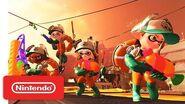 Splatoon 2 – Nintendo Direct 4.12