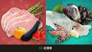 Splatfest Landfood vs Seafood