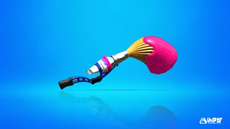 Inkbrush
