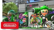Splatoon 2 - Nintendo Switch Presentation 2017 Trailer