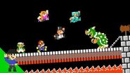 All-Star Challengers take on BOWSER! 4-0