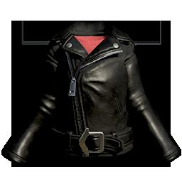 Black Inky Rider