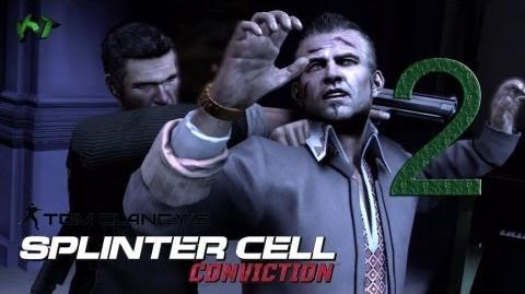 Splinter Cell Conviction Parte 2 Español Guía
