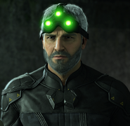Sam Fisher Breakpoint~2