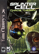 Tom Clancy's Splinter Cell - Chaos Theory Coverart