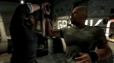 Intro Splinter Cell Conviction Español HD
