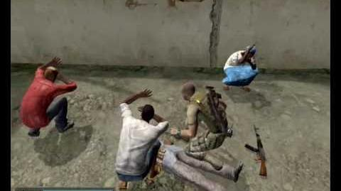 Double Agent V1 - Kinshasa - Parte 2