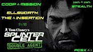 Splinter Cell Double Agent Coop PS2 PCSX2 HD Прохождение – Миссия 2 Элсворт – Включение (1 5)