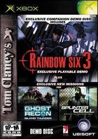 Tom Clancy's Rainbow Six 3 Companion Disc