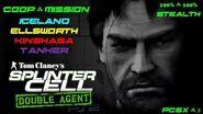 Splinter Cell 4 Double Agent Coop PS2 PCSX2 HD Полное прохождение – Все кооп миссии Full Extended