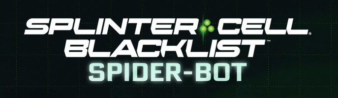 Splinter Cell: Blacklist Spider-Bot