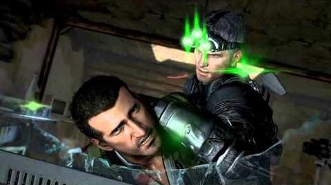 Launch Trailer Splinter Cell Blacklist DE