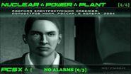 Splinter Cell 1 PS2 PCSX2 HD Прохождение – Миссия 7 Атомная электростанция (4 4)
