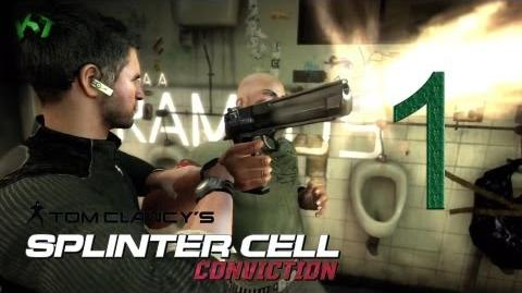 Splinter Cell Conviction Parte 1 Español Guía