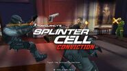 Splinter Cell Conviction Android HD Обзор – Все заставки из меню