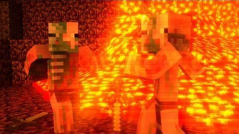 Nether Dance (Minecraft Short Animation)