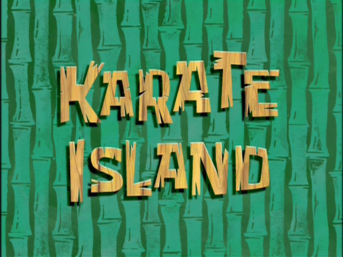 Wyspa karateków