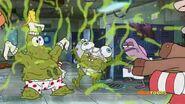 SpongeBob - Piosenka o śmierdziuszku (Cuchnie tak)