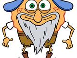 Blue Kanciastoporty/kapitan wujek