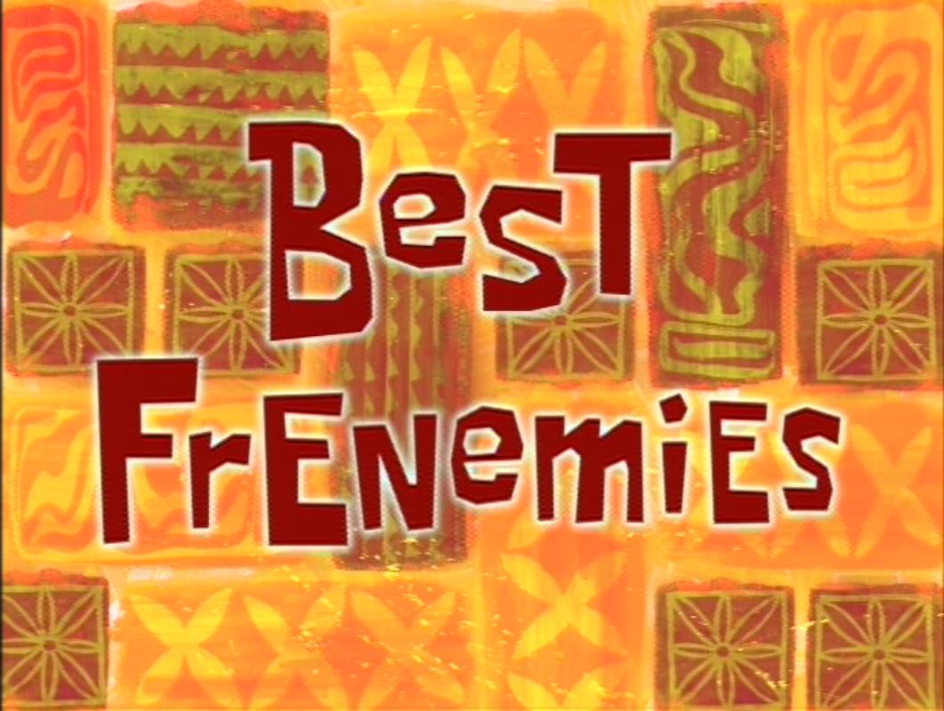 Najlepsi nie-przyjaciele