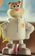 Sandy Movie2 CGI