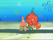Larry the Lobster in You Don't Know Sponge