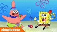 SpongeBob Kanciastoporty Stare zabawki Nickelodeon Polska-0