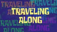 SpongeBob Music Traveling Along
